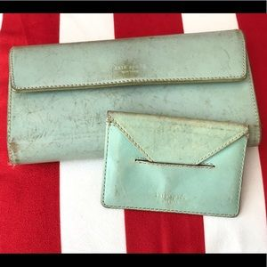Kate Spade Wallet & Card Case